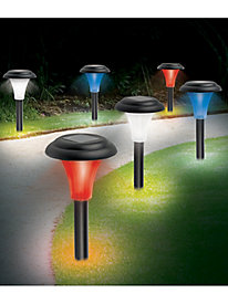 Set-6 Patriotic Solar Lights