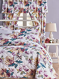 Vanessa Quilted Bedspread and Coordinates