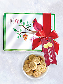 Holiday Cookies in Collector Tin