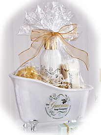 Bath Tub Gift Set