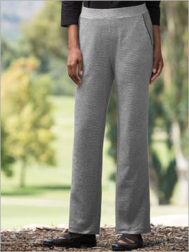 Pepper Mill Pull-on Pants by D&D Lifestyle™
