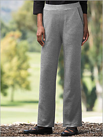 Pepper Mill Pull-on Pants by D&D Lifestyle&#8482