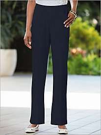 Look-Of-Linen Trouser