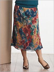 Fall Botanical Skirt