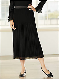 Pretty & Pleated Skirt
