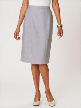 Versailles Trouser Skirt by Alfred Dunner