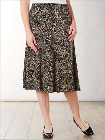 Sahara Print Skirt - Image 4 of 4