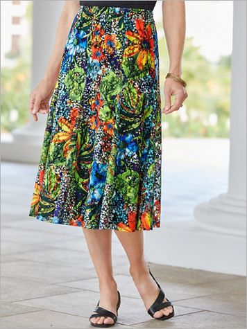Tropical Oasis Lace Skirt - Image 1 of 1