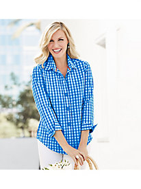 Gingham Shirt by Foxcroft