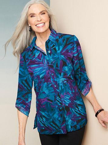Tropical Print Shirt by Brownstone Studio® - Image 1 of 1