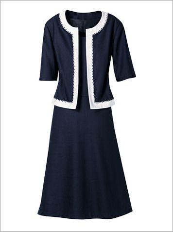 Classic Kelly Jacket Dress - Image 2 of 2