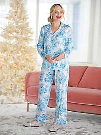 Long Sleeve Girlfriend Pajama Set