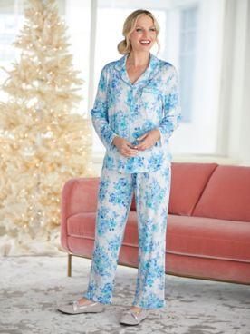 Long Sleeve Girlfriend Pajama Set