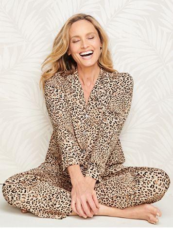 Lovely Leopard Pajama Set - Image 2 of 2