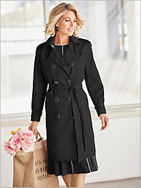 Trench Coat by Brownstone Studio®