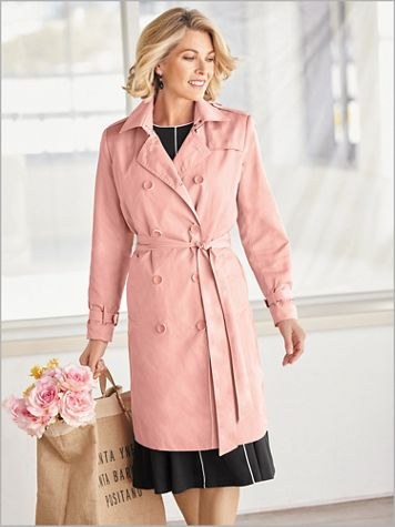 Trench Coat by Brownstone Studio® - Image 2 of 2