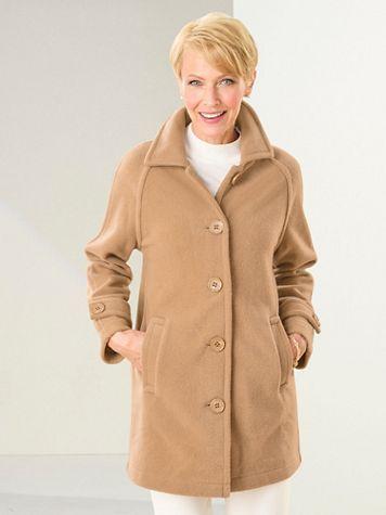 Classic Fleece Coat - Image 1 of 3