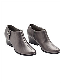 Glynis II Ankle Boots - Pewter