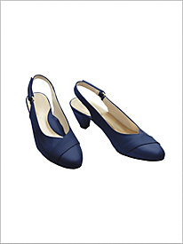 Dagmar Slingback Shoes by Soft Style