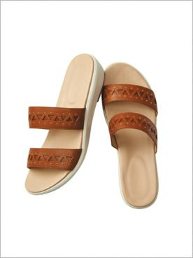 Lyrical 2 Band Sandals by Hush Puppies®