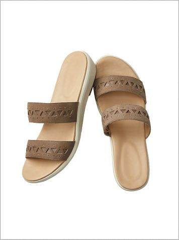 Lyrical 2 Band Sandals by Hush Puppies® - Image 2 of 2