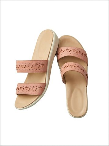 Lyrical 2 Band Sandals by Hush Puppies® - Image 0 of 1