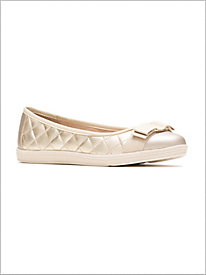 Gold Faeth Flats