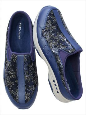 Floral Travel Time Shoes by Easy Spirit®