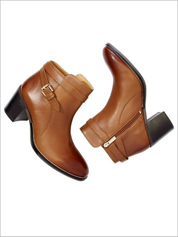 Hannah Strap Boots by Hush Puppies®
