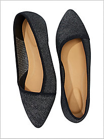 Sadie Knit Ballet Shoes by Hush Puppies®