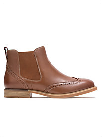 Bailey Chelsea Boots by Hush Puppies