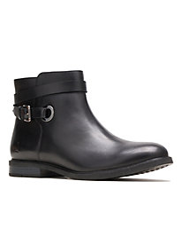 Bailey Strap Boots by Hush Puppies