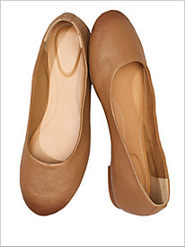 Kendal Ballet Flats by Hush Puppies®