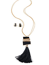 After Dark Tassel Jewelry