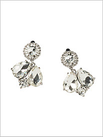 Crystal Ice Earrings