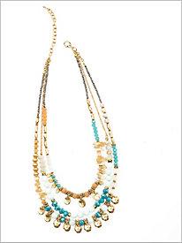 Divine Droplets Necklace
