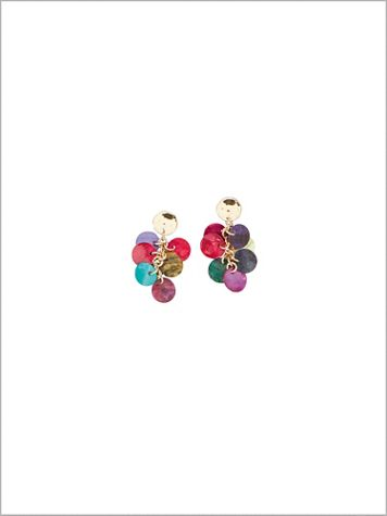 Fiesta Shell Earrings