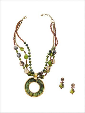 Opulent Ombré Jewelry