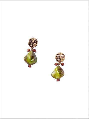 Opulent Ombré Earrings