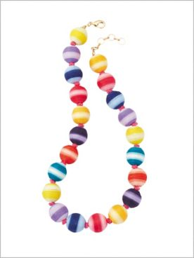 Ombré Bon Bon Necklace