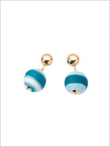 Ombré Bon Bon Earrings - Image 2 of 2
