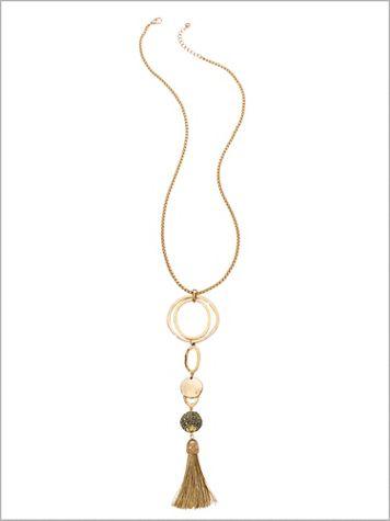 Sonora Sands Tassel Necklace - Image 2 of 2