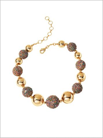 Beaded Bon Bon Necklace - Image 2 of 2