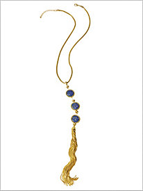 Lapis Of Luxury Necklace