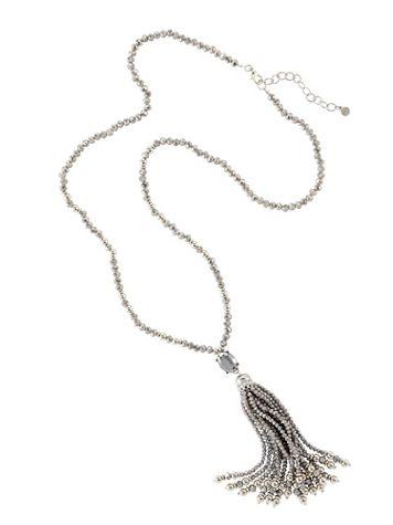 Nightfall Tassel Necklace - Image 1 of 1