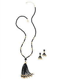 Nightfall Tassel Jewelry