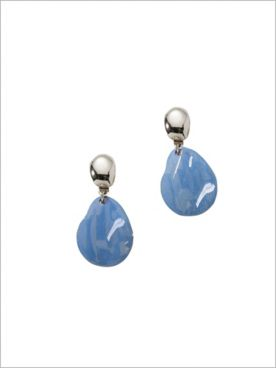 Seascape Pendant Earrings