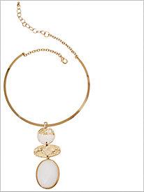 Prime Time Pendant Necklace
