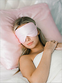 Silk Eye Mask by Kitsch