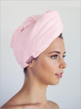 Microfiber Hair Towel by Kitsch